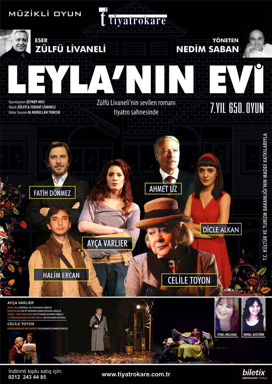 Akasya Kültür Sanat Tiyatro Leylanin Evi