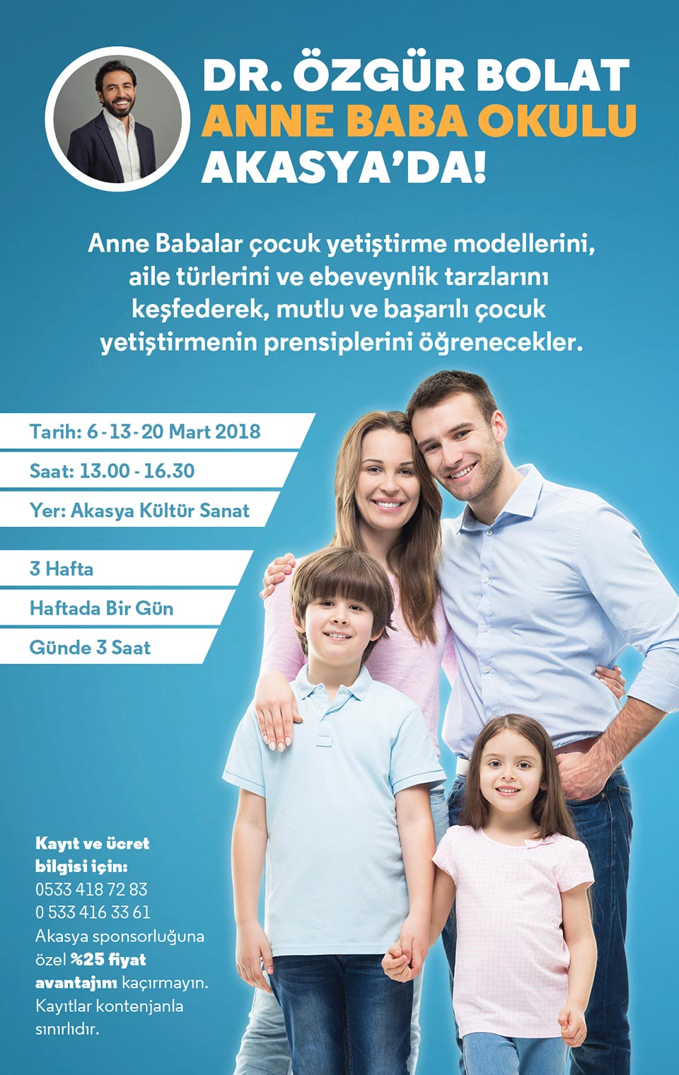 DR. ÖZGÜR BOLAT - ANNE BABA OKULU