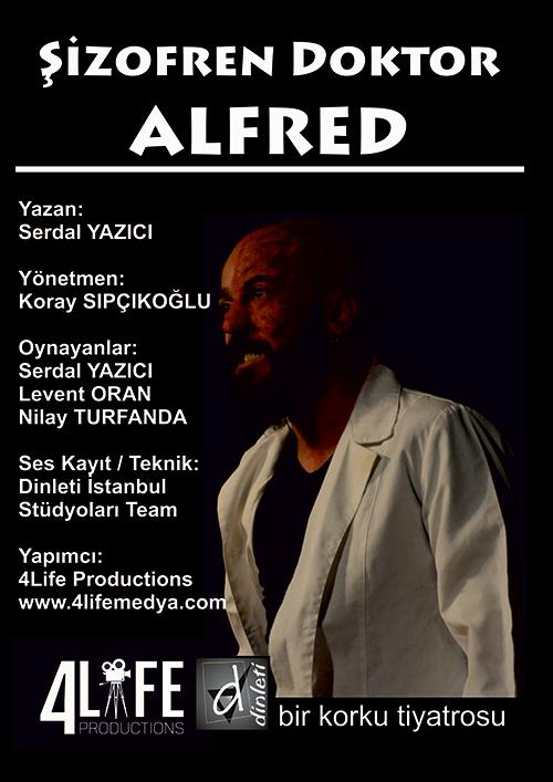ŞİZOFREN DOKTOR ALFRED